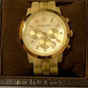 Michael Kors Horn Watch